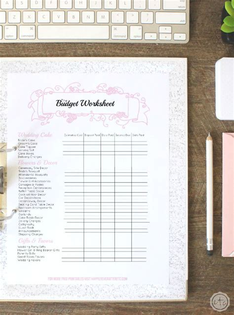 free printable wedding planner binder free printable wedding binder money saving mom 174