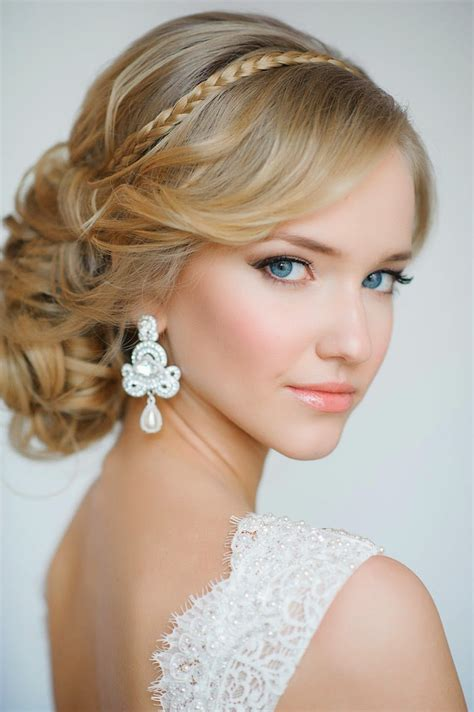 Imagenes De Peinados Y Vestidos De Novia   25 hermosos peinados para el d 237 a de tu boda 161 te encantar 225 n