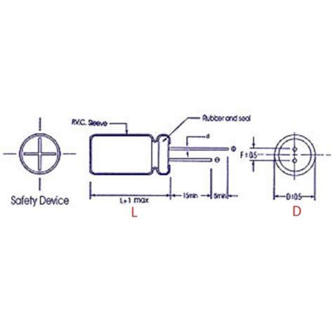 Elco Sme 470uf 100v elco 470uf elektrolytische aluminium condensator