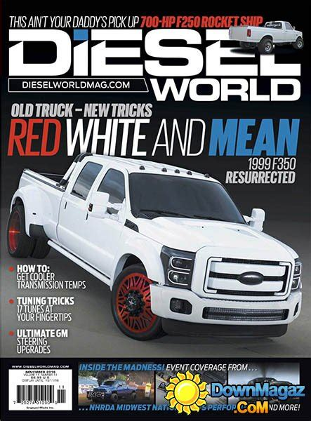 Kaos Fitness World Graphic 7 diesel world november 2016 187 pdf magazines