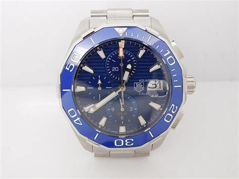 Tag Heuer Clone Aquaracer Blue tag heuer spot on replica watches and reviews