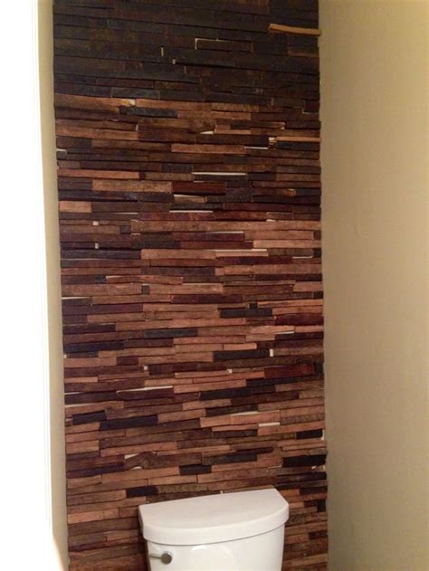Pallet Wall Bathroom 56 Best Images About Pallet On Pinterest Pallet Wood Cabinets And Tobacco Sticks