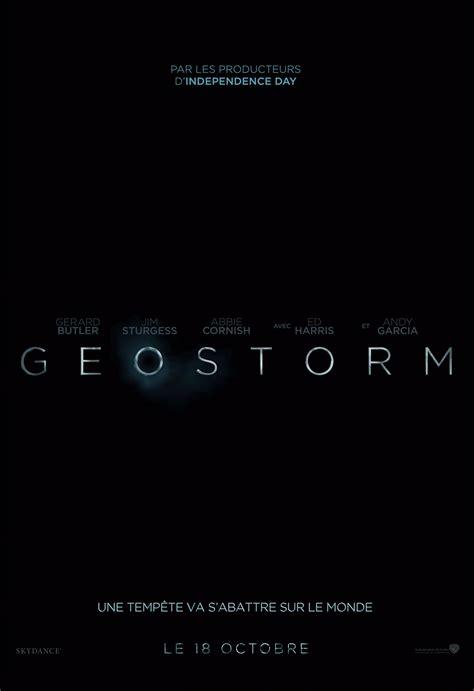 film geostorm en francais geostorm film 2016 allocin 233