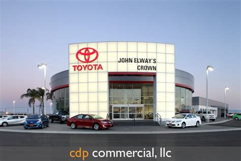 Elway Toyota Elway S Crown Toyota 187 Cdp Commercial Photography
