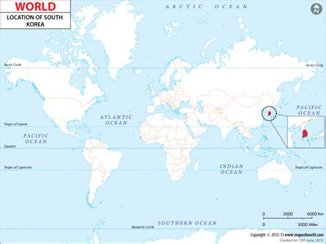 world map image korea where is south korea location of south korea