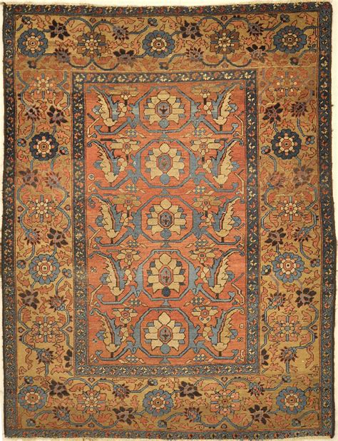 rugs and more antique bakhshayesh rug circa 1880 santa barbara design center rugs and more