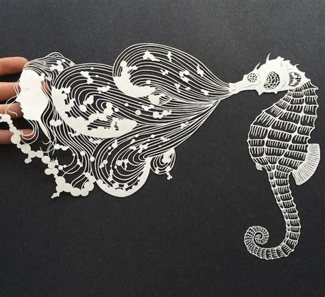 Handmade Artists - handmade papercut 7 fubiz media
