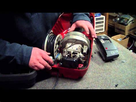 access  motor  cord retract   miele