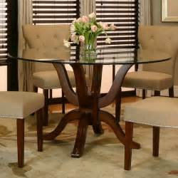 Glass Dining Room Table Sets by Glass Dining Table Set Free Table Round Glass Dining With