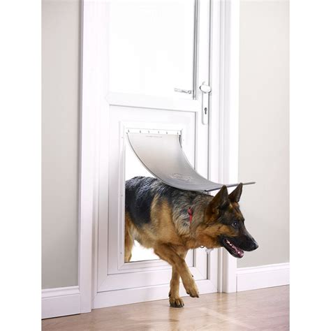 porte basculanti per cani porta basculante in alluminio per cani grandi