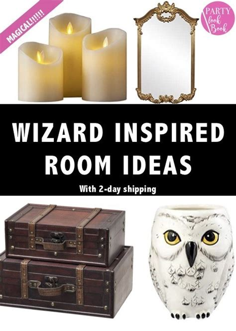 harry potter room decor ideas wizard inspired bedroom ideas