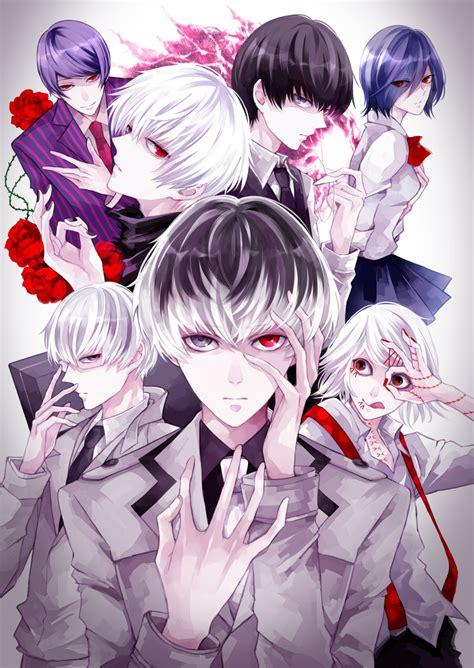 tokyo ghoulre mobile wallpaper zerochan anime image board