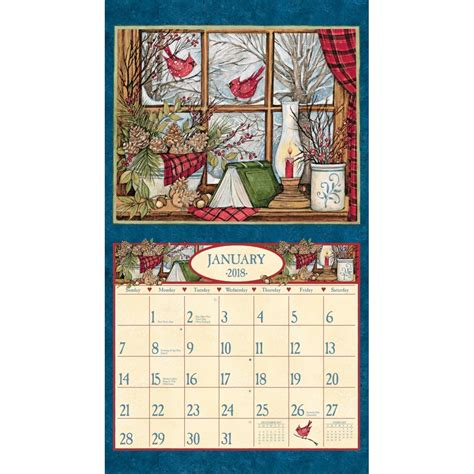 poodles mini wall calendar 2018 16 month calendar books and home deluxe wall calendar 2018 lang companies