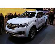New Renault Alaskan Pick Up Revealed  Official Pictures