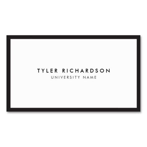 graduate student business cards template 21 best images about business cards for college and