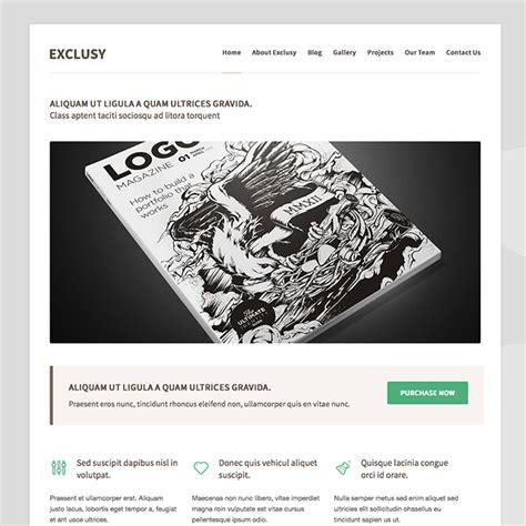 blog theme portfolio exclusy minimal blog portfolio wordpress theme wpexplorer