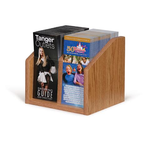 Brochure Racks Countertop by Countertop Brochure Mover Great Display Companygreat