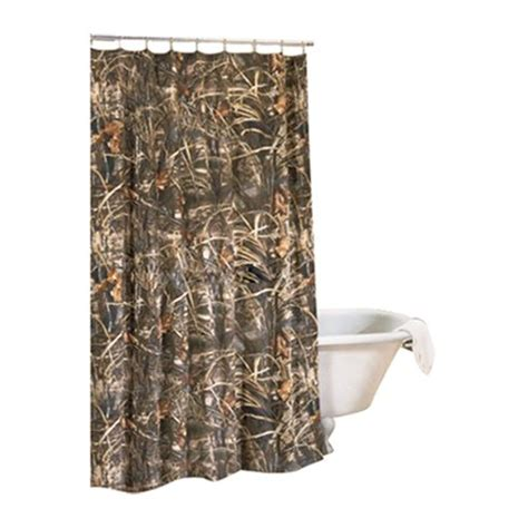 camouflage shower curtains sale realtree realtree max 4 shower curtain reviews wayfair