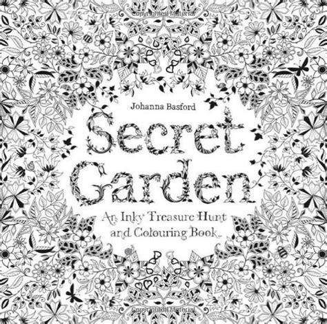 Secret Garden Coloring Book Outsells As