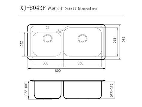 How To Measure Kitchen Sink Yuyao Xingji Kitchenware Factory