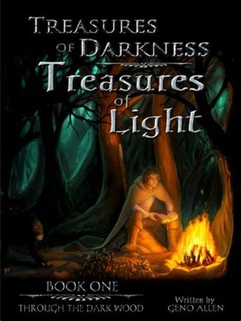 through the darkness books through the wood treasures of darkness treasures