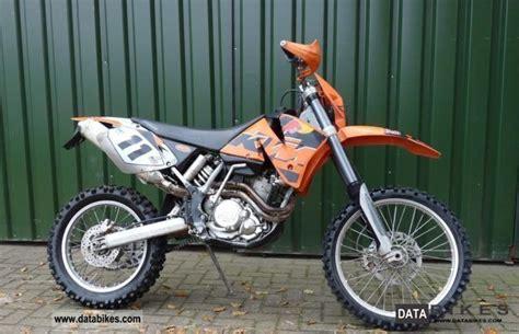 Ktm 520 Exc 2002 2002 Ktm 520 Sx