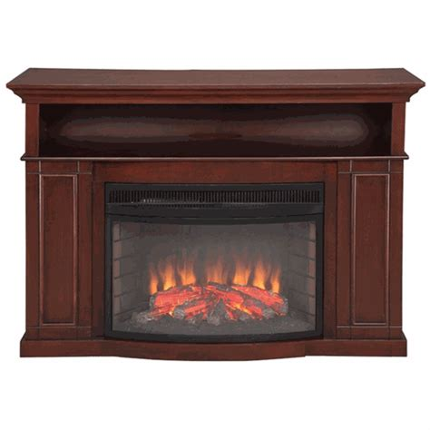 electric fireplace flat panel object moved