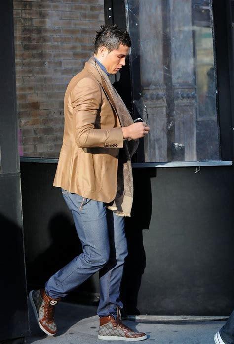 Fashion For Real by Cristiano Ronaldo Blazer Cristiano Ronaldo Clothes Looks