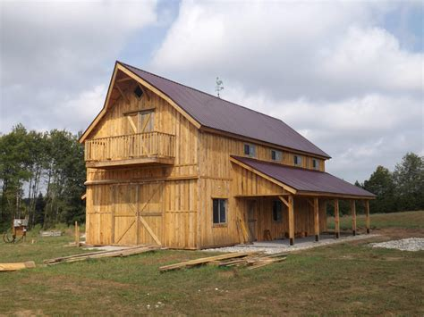 gable barn plans high pitched gable barns are one of the oldest barn designs