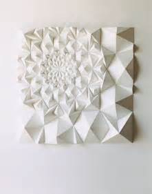 How To Make 3d Paper Sculptures - at the gallery paper sculptures by matt shlian this