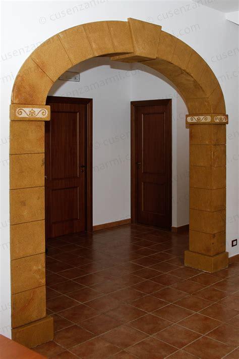 archi in pietra per interni arco in pietra o arco in tufo a sesto ribassato cusenzamarmi