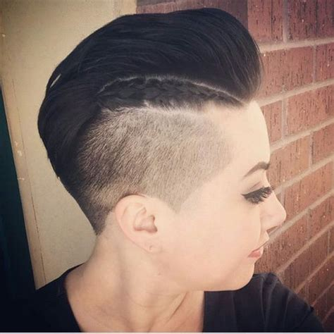 subtle mohawks women modern mohawk hairstyles for 2016 haircuts hairstyles
