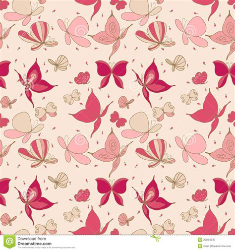 seamless pattern en francais seamless butterfly pattern royalty free stock photography