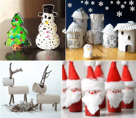 christmas decorations for children to make at home fun christmas crafts for kids to make find craft ideas