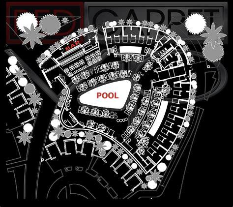 map las vegas mirage las vegas pool maps carpet vip