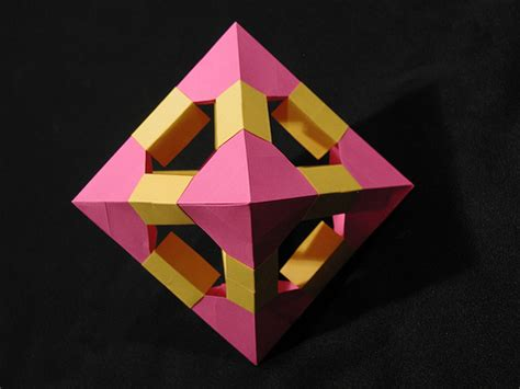 Modular Origami Polyhedra - modular origami polyhedra 28 images book review