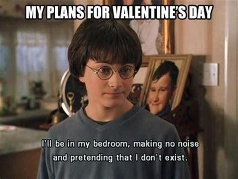 No Valentine Meme - valentine s plans for singles weknowmemes