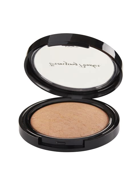 Prescriptives Sunsheen Cooling Bronzer Powder by Baked Bronzing Powder Golden Sandstorm Kicks Kicks