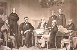 Lincolns Cabinet 301 Moved Permanently