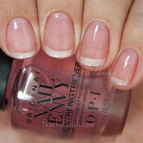 Opi Nail Envy by Opi Nail Envy Strength In Color Collection Swatches