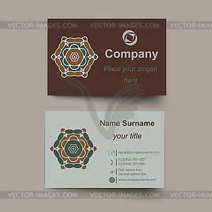 Moderne Visitenkarten Vorlage Moderne Einfache Licht Visitenkarten Vorlage Clipart Design