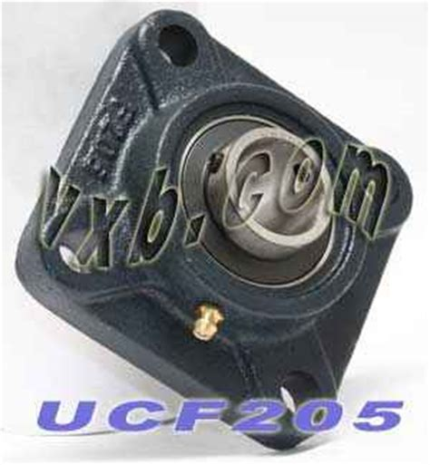 Pillow Block Bearing Ucf 205 14 Etk 78 25mm bearing ucf 205 square flanged cast housing mounted bearings