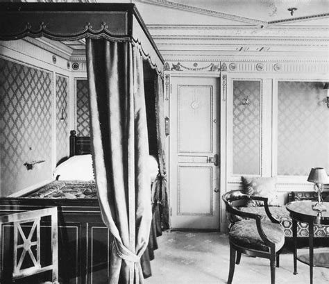 first class bedrooms on the titanic hercolano2 titanic interior