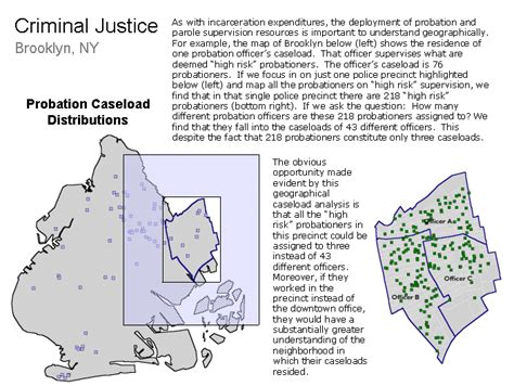 caseload distribution criminal justice and health and human services an exploration of overlapping needs resources