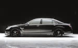 mercedes s65 amg w221 black on black benztuning