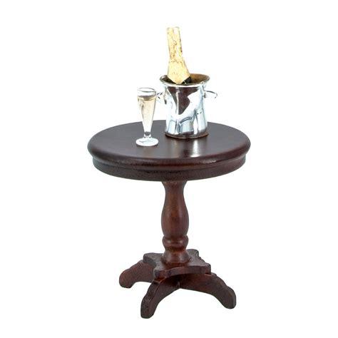Runder Kleiner Tisch by Kleiner Runder Tisch Mahagoni 41820