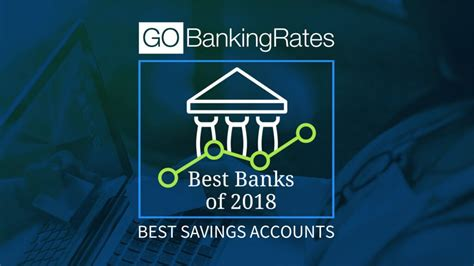best savings accounts 10 best savings accounts of 2018 gobankingrates