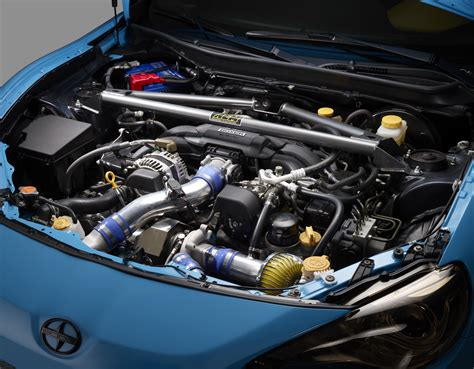 scion frs with turbo turbo frs brz performance