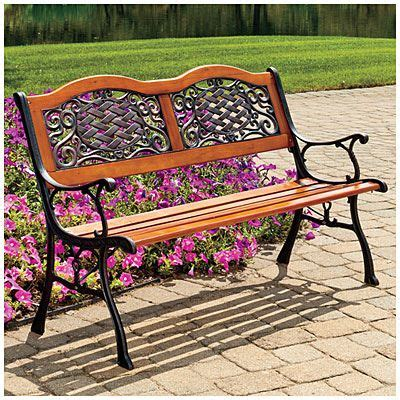 big lots bench pin by melissa bowman on dream garden pinterest