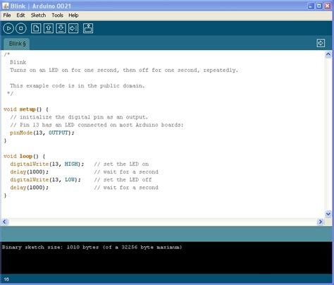 tutorial arduino ide arduino ide and drivers installation windows xp